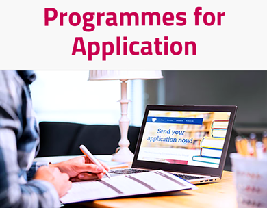 Programmes for Application