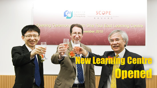 New Learning Centre Opened