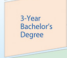 3-Year Bachelor's Degree