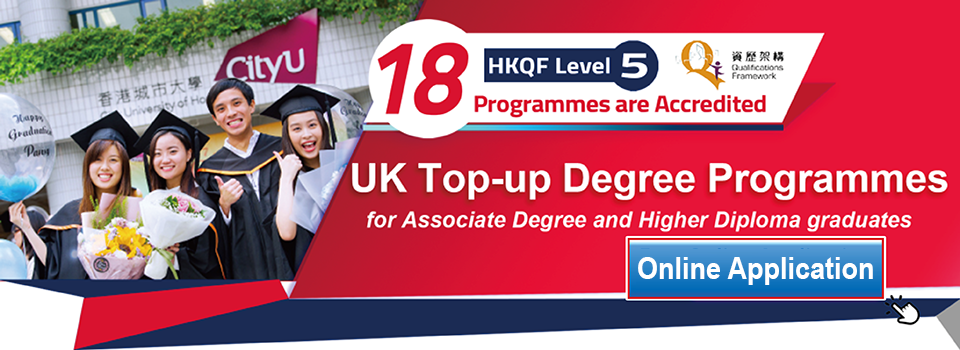 UK Top-up Degree Programmes