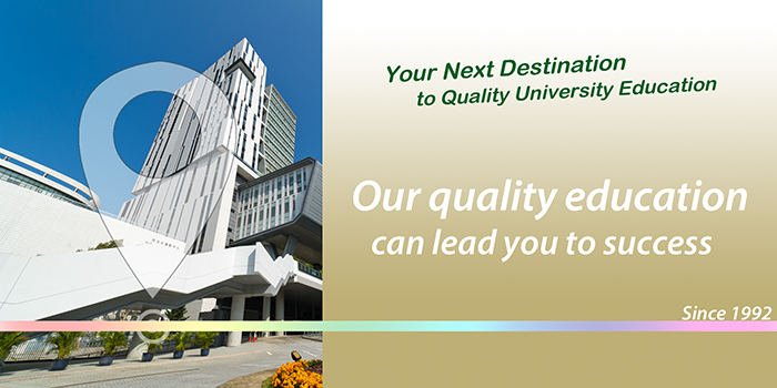 Your Next Destination to Quality University Education