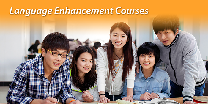 Language Enhancement Courses