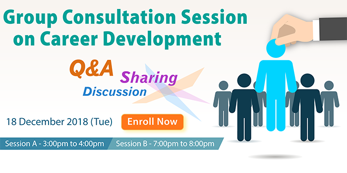 Group Consultation Session on Career Development